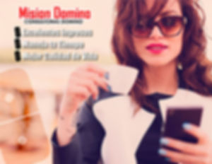 Sé una Consultora Domino