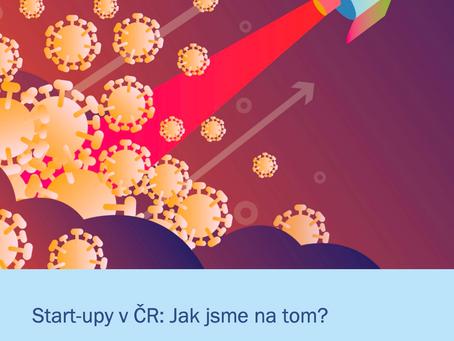 Startupy v ČR pohledem České spořitelny: Jak jsme na tom?