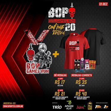 Bop Games Run Online Edition - Divulgaçã