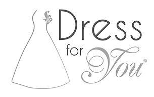 logo dress for you robes de mariées à domicile et en ligne