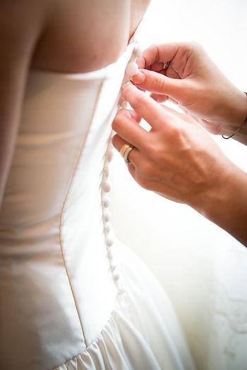essayage de robe de mariées à domicile dress for you