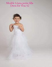 mini robe de mariée dress for you