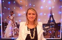 Céline Croquevielle Créatrice de la marque Dress for You