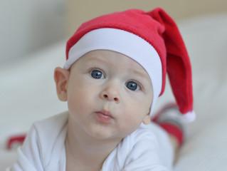 Kerst met kinderen: het loopt altijd anders