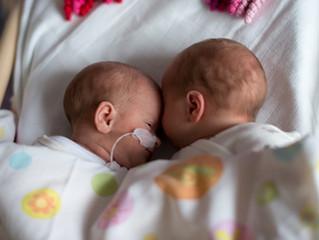 Wereldwijd recordaantal tweelingen