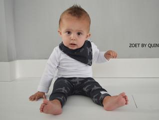 ZOET BY QUINT: baby- en kinderkleding van bio cotton