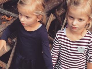 Tweelingmama: een brief aan mijn dochters