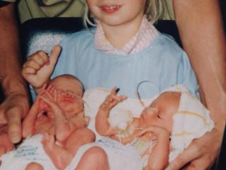 'Mijn moeder en ik zijn allebei tweelingmama van prematuren'