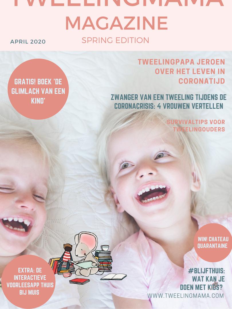Tweelingmama Magazine - lente 2020
