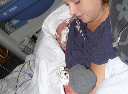 Persoonlijk: 'Het was niet de bevalling zoals ik had gehoopt'