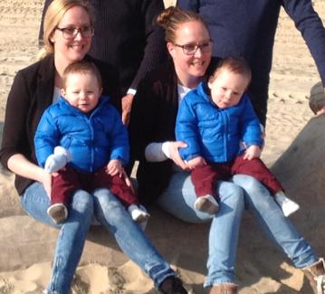 Drie generaties eeneiige tweelingen
