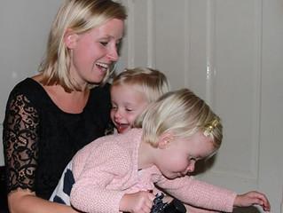 Een dag uit het leven van een tweelingmama