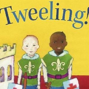 Win! Het Kinderboekenweek prentenboek 'Tweeling'