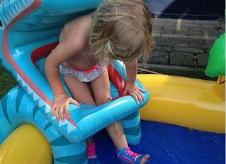 Zwemmen met kids: uitglijden niet meer nodig