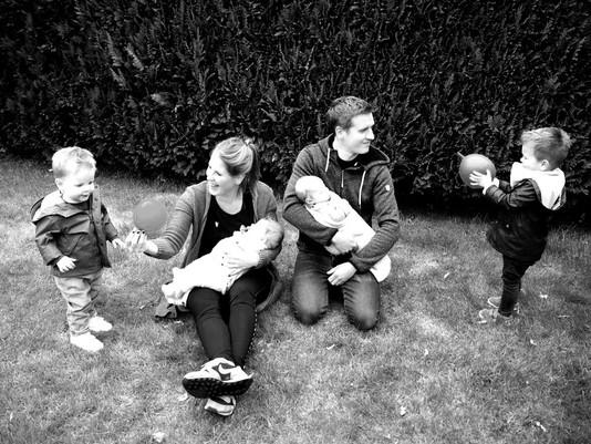Tweelingmama Magazine: 'Ik kreeg vier kinderen in 2,5 jaar tijd'