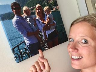 Win: jouw mooiste vakantiefoto op canvas!