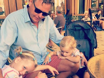 Wel of niet: oppassen op kleinkinderen