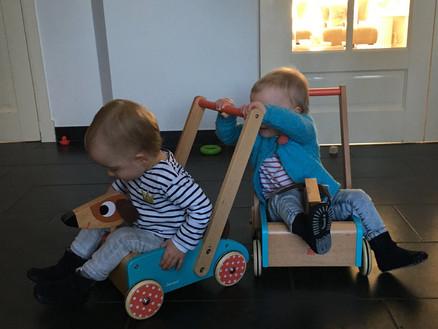 Tweeling in huis? 5 tips voor een veilige omgeving