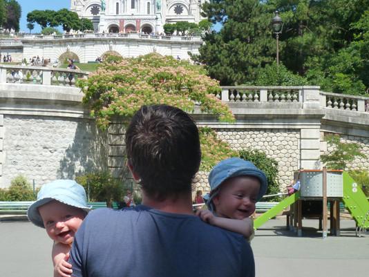 La jumelles: een tweeling! Met de kids naar Parijs