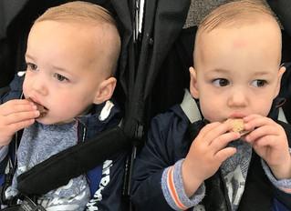 Verknipte tweelingvader?