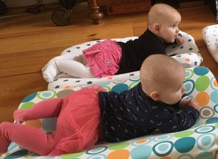 Mama van 3 kids: 'Geen ritme maar meeveren'