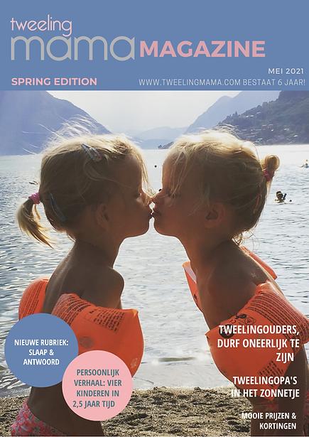 Tweelingmama Magazine voorjaar 2021 DEF.