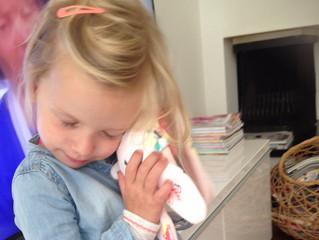 Help! Mijn kind is haar knuffel kwijt!