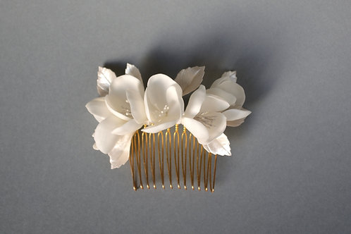 Peigne mariée, accessoire coiffure mariée