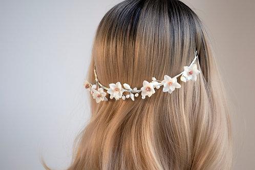 Accessoire coiffure mariée, MAGNOLIA