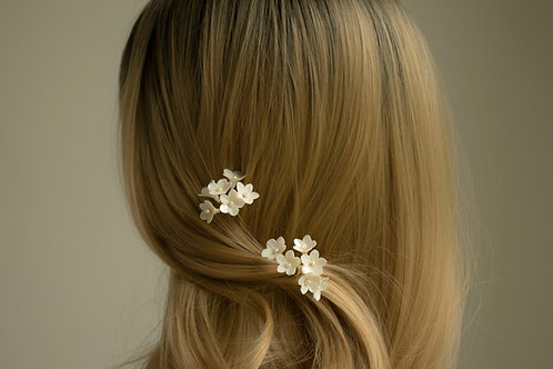 Pics à cheveux mariée, VANESA