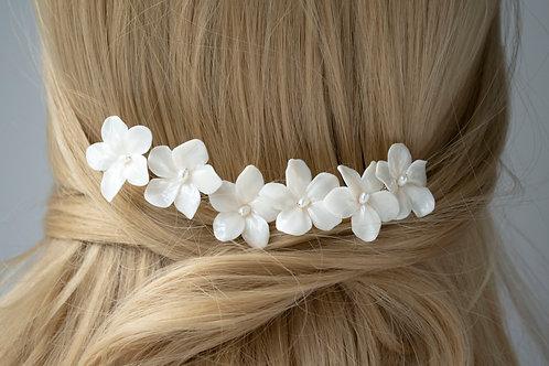 Pics à cheveux mariée, VANILLE