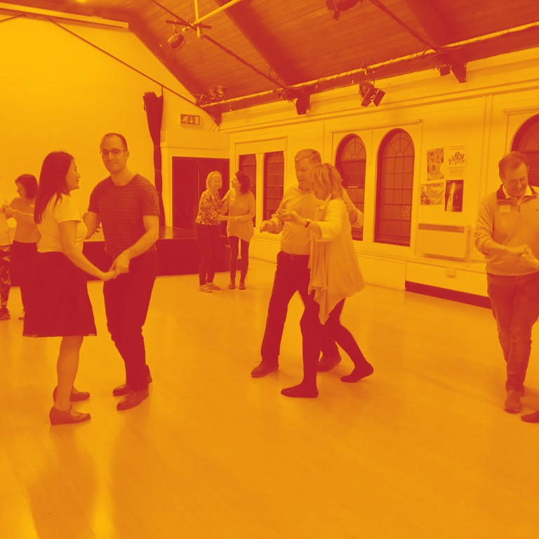 Regular Wed Beginners Lindy Hop classes @Raynes Park with Dawn and Moh
