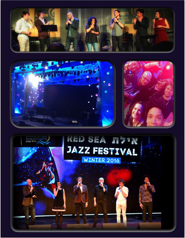 ISRAEL & RED SEA JAZZ FESTIVAL