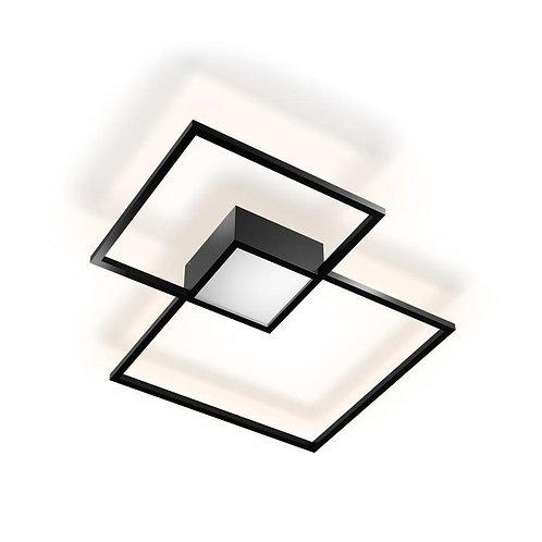 Venn 2.0 LED Noir structuré