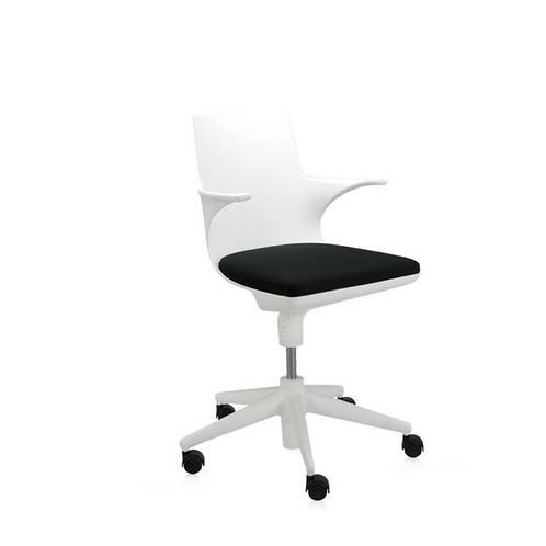 Spoon chair chaise bureau