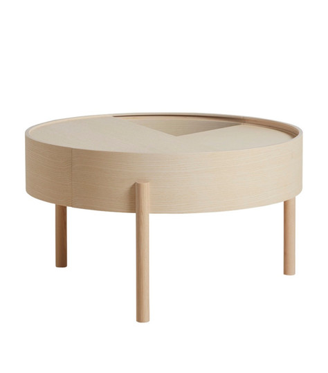 Arc Coffee table by Woud