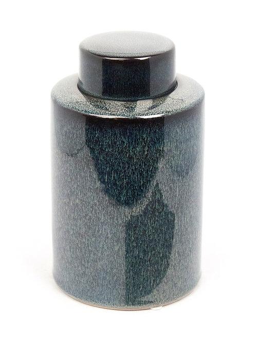 Pot ceramique fait main D6-C10/BL