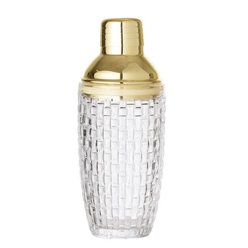 Cocktail Shaker en verre