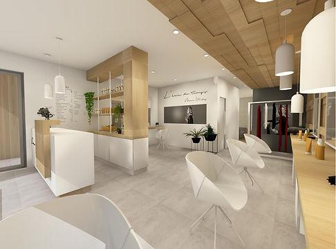 3D Salon DTArchitecure