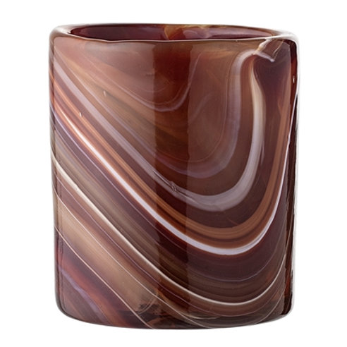 Photophore nuancé brun