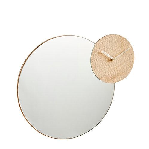 Miroir Horloge