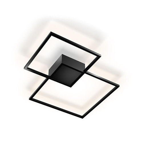 Venn 1.0 LED Noir structuré