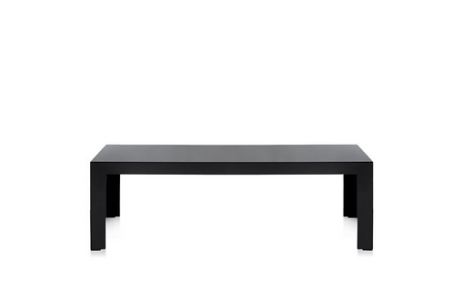 Invisible side Kartell table bas