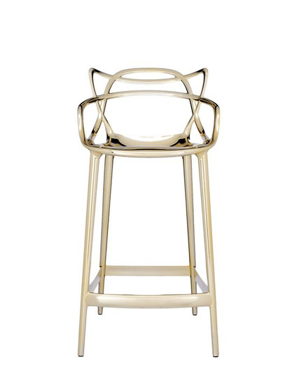 Masters stool by Kartell