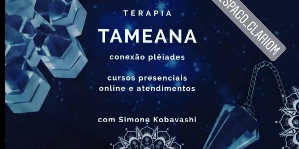 Terapia Tameana - Conexão Plêiades