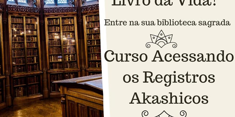 Curso Leitura de Registros Akáshicos - Março