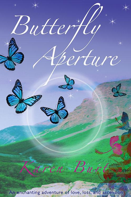 'Butterfly Aperture' Novel