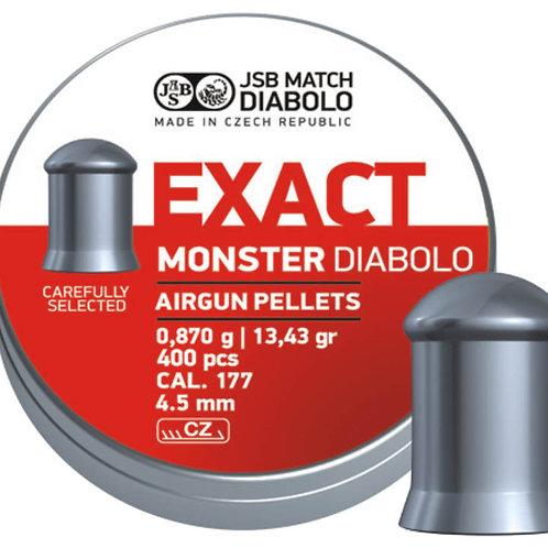 JSB Diabolo Exact Monster Pellets
