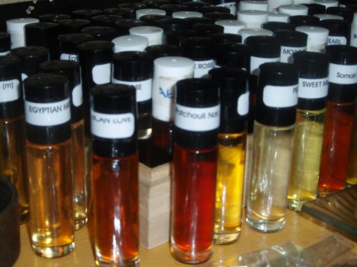parfums essences naturelles