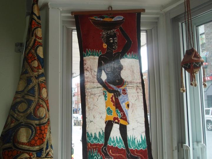 peinture africaines